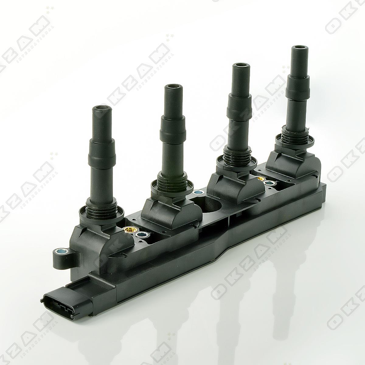module d 39 allumage de la bobine d 39 allumage pour opel vectra. Black Bedroom Furniture Sets. Home Design Ideas