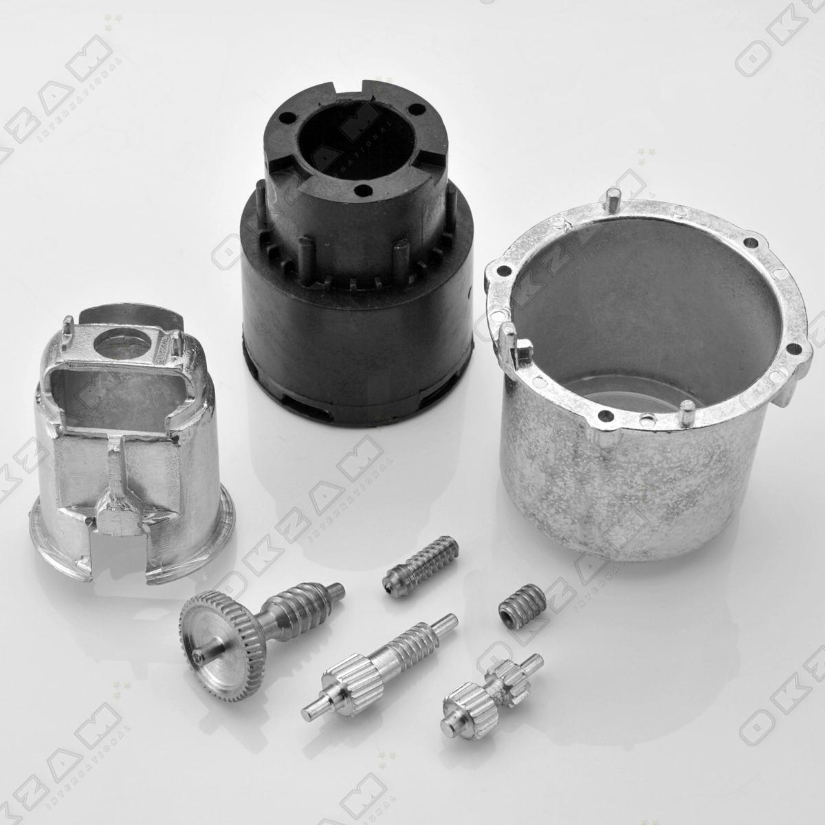 Exterior mirror repair kit for folding 8 teilig l r for for Mirror repair kit