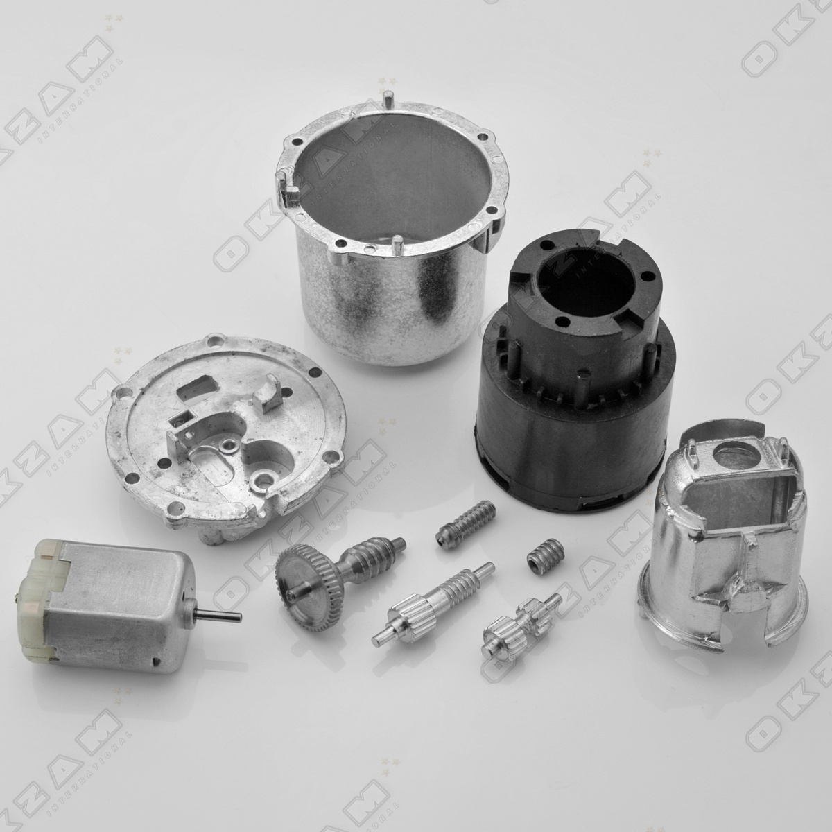 Exterior Mirror Repair Kit For Folding 10 Parts L R For