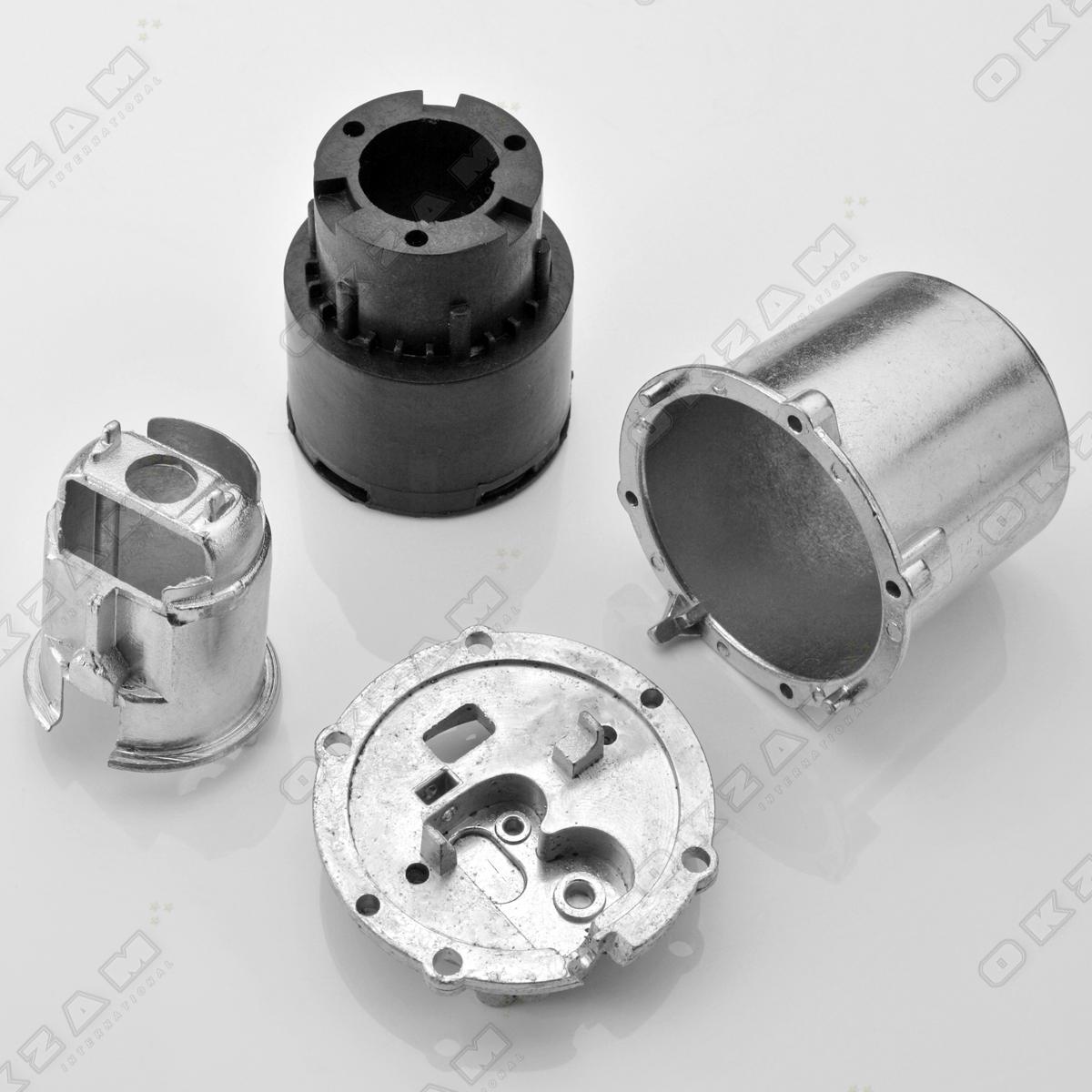 Exterior mirror repair kit for folding 3 socket plate for Mirror repair kit