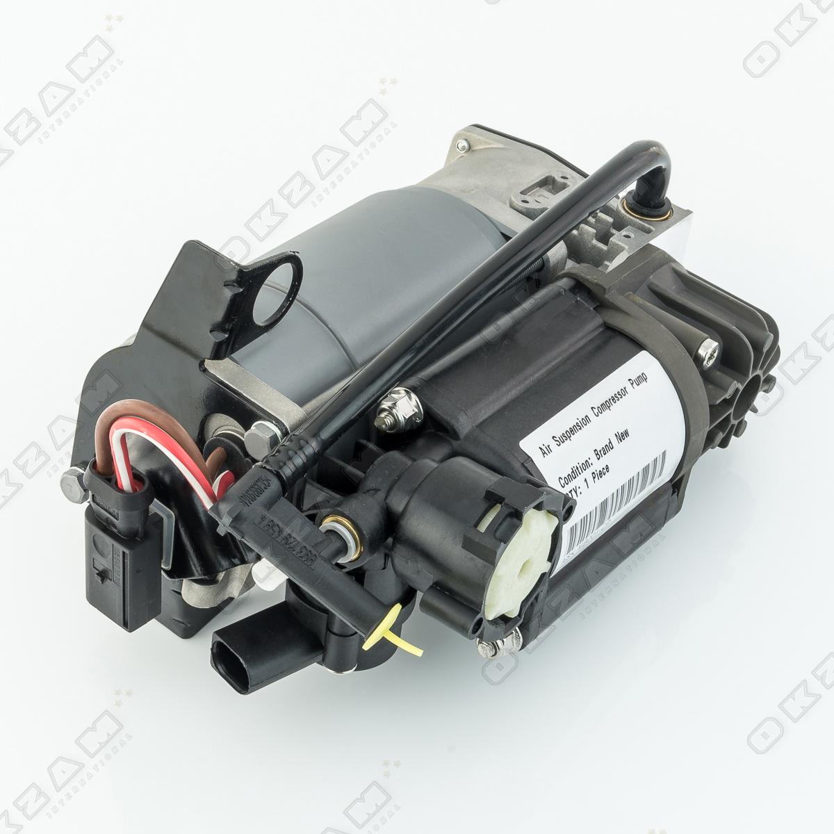 Compressor air suspension pump for mercedes benz cls c219 for Mercedes benz air suspension