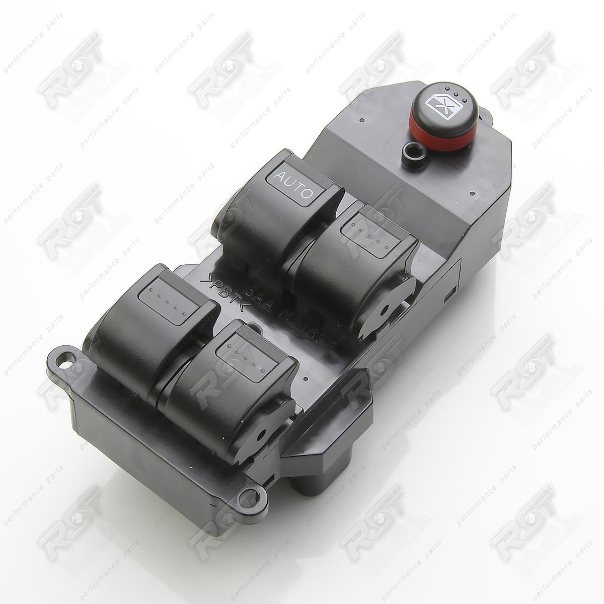 Electric winow regulator switch 5 kn pfe left for honda for 2001 crv window regulator