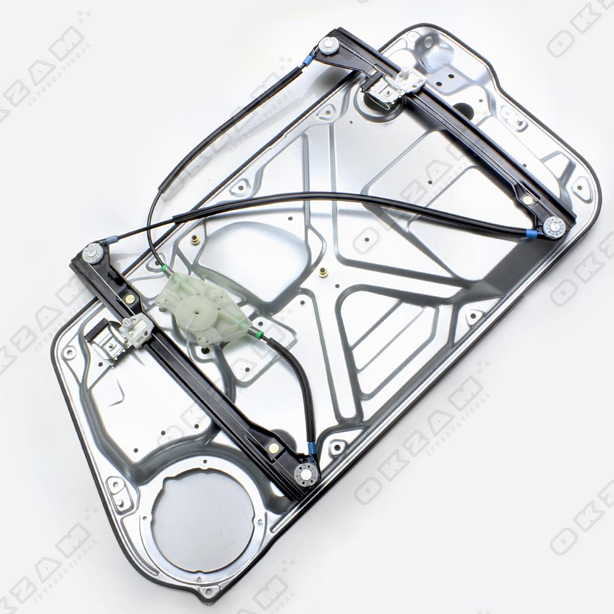 Window regulator complete metal plate 1c0837655 front left for 2000 vw beetle power window switch