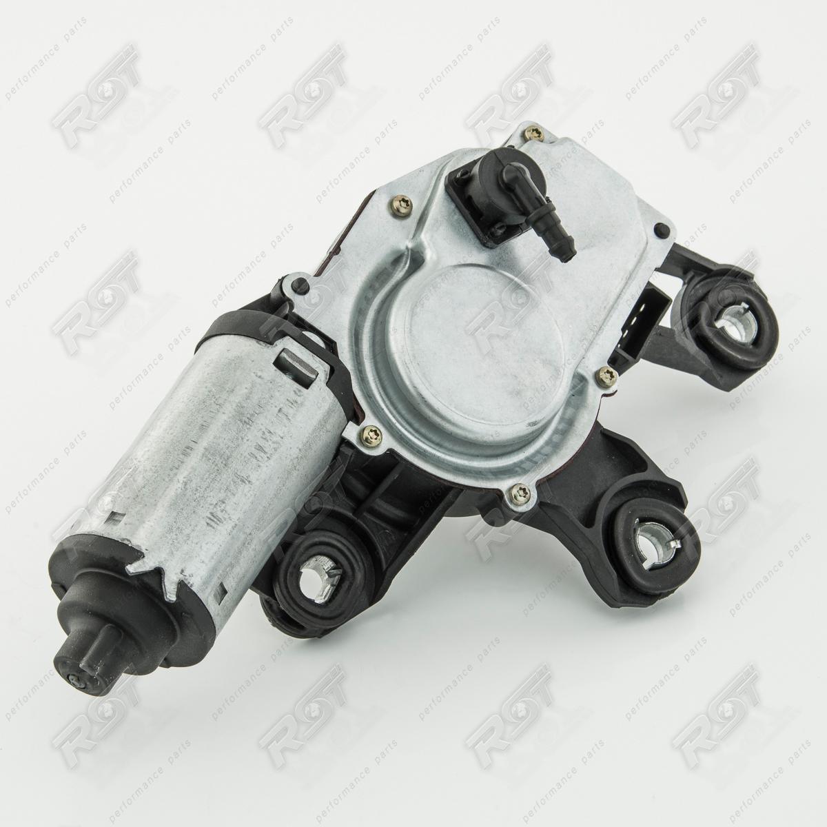 wischermotor heck scheibenwischer motor hinten f r audi a4. Black Bedroom Furniture Sets. Home Design Ideas